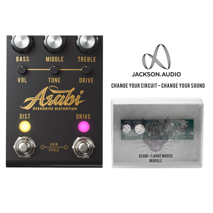 Jackson Audio Large Mouse Analog Plugin (For Asabi)