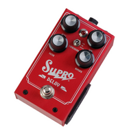 Supro Analog Delay Echoinox