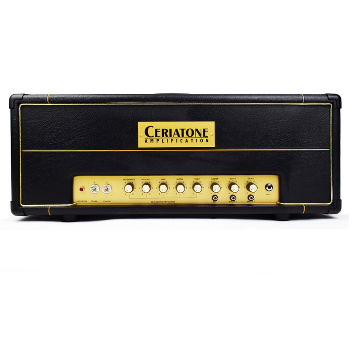Ceriatone Hot Rodded Plexi Yeti 50W 100W Amp Head