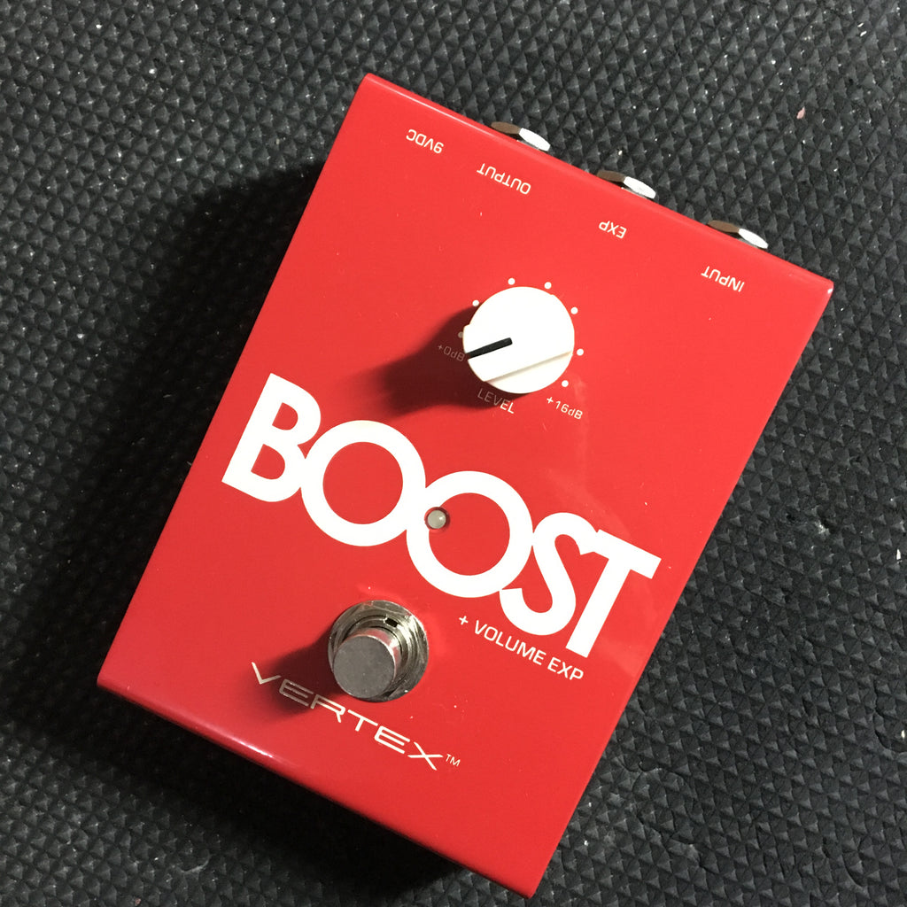 [DEMO] Vertex Effects Boost Clean Boost