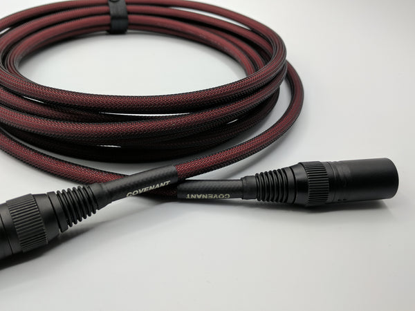 COVENANTCABLES Remnant XLR | Mic Cable - Echoinox