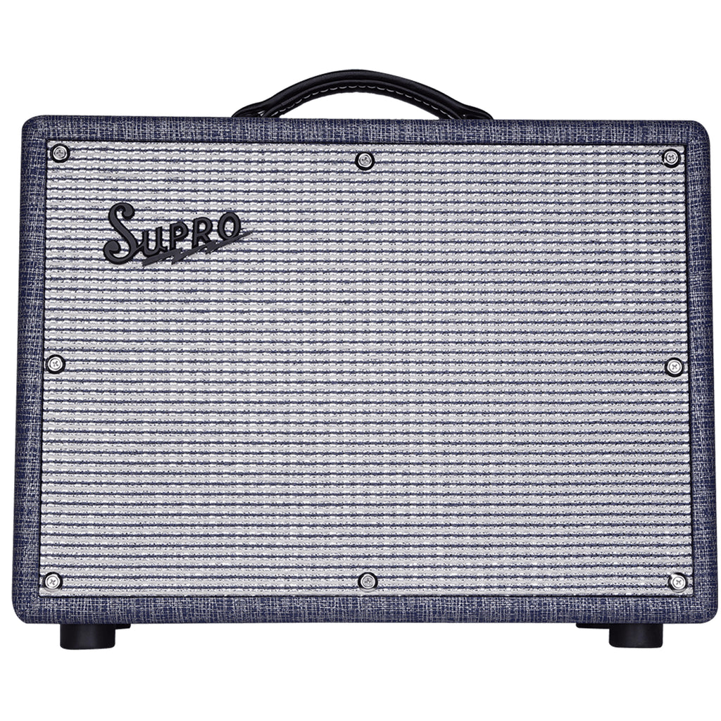 Supro 1970RK Keeley Custom Combo Front