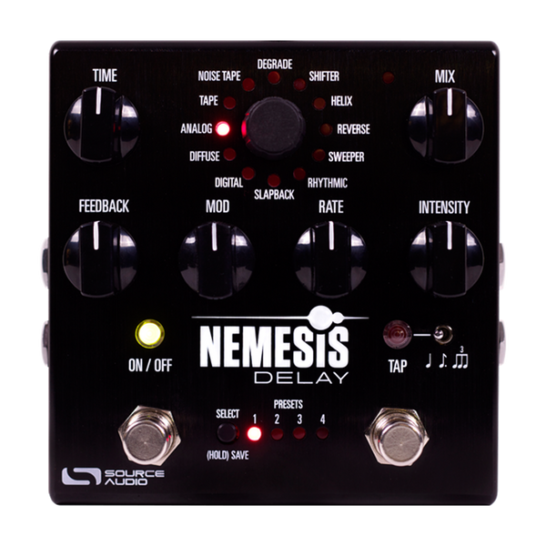 Echoinox Source Audio Nemesis Delay