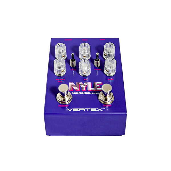 Vertex Effects NYLE Compressor / Preamp