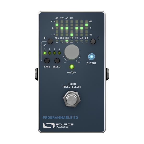 Echoinox Source Audio Programmable EQ