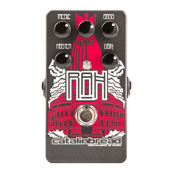 Catalinbread RAH Jimmy Page Led Zeppelin Hiwatt Overdrive Echoinox