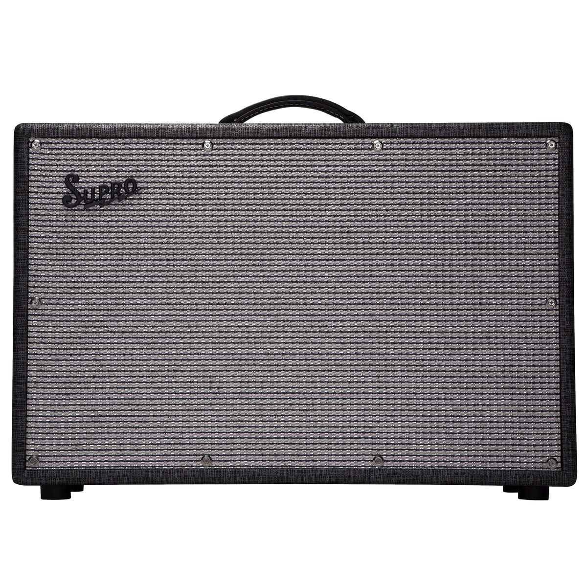 Supro Statesman Cabinet 2X12 Front