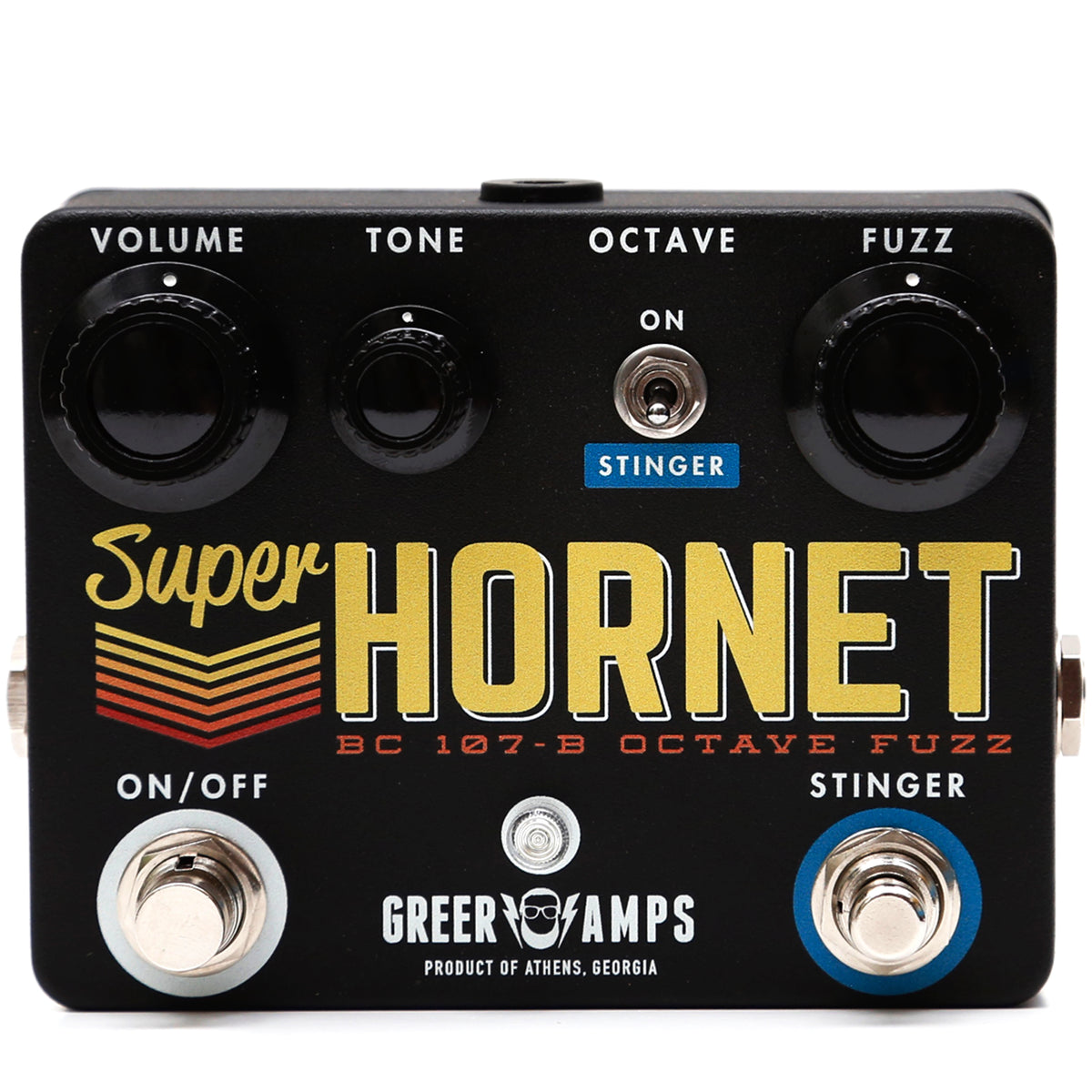Greer Amps Super Hornet - Echoinox