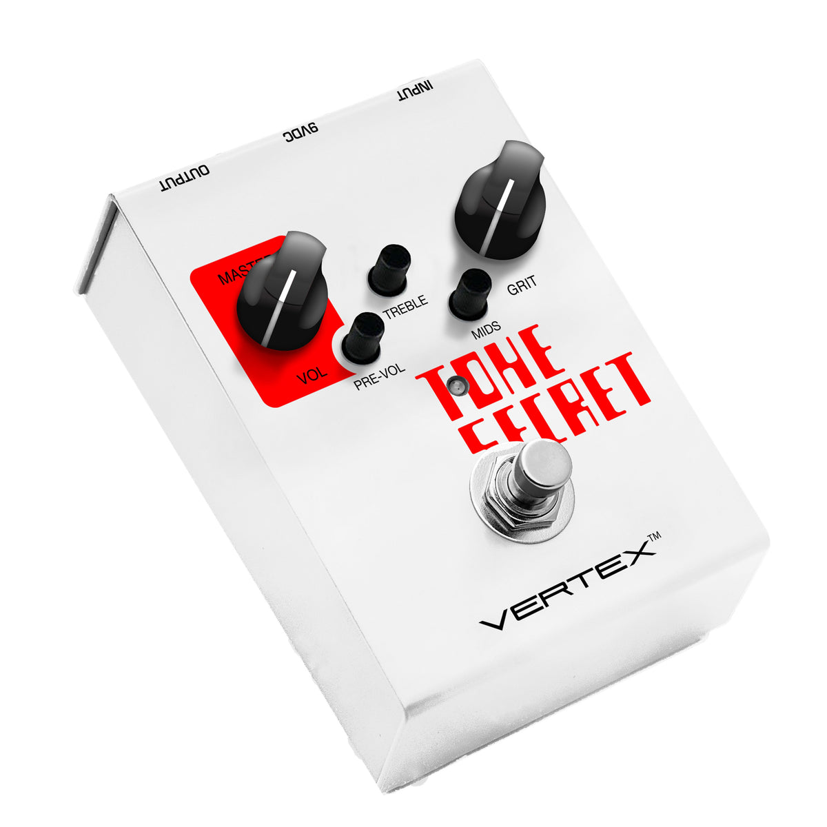 Vertex Effects Tone Secret Tubescreamer SRV John Mayer Echoinox