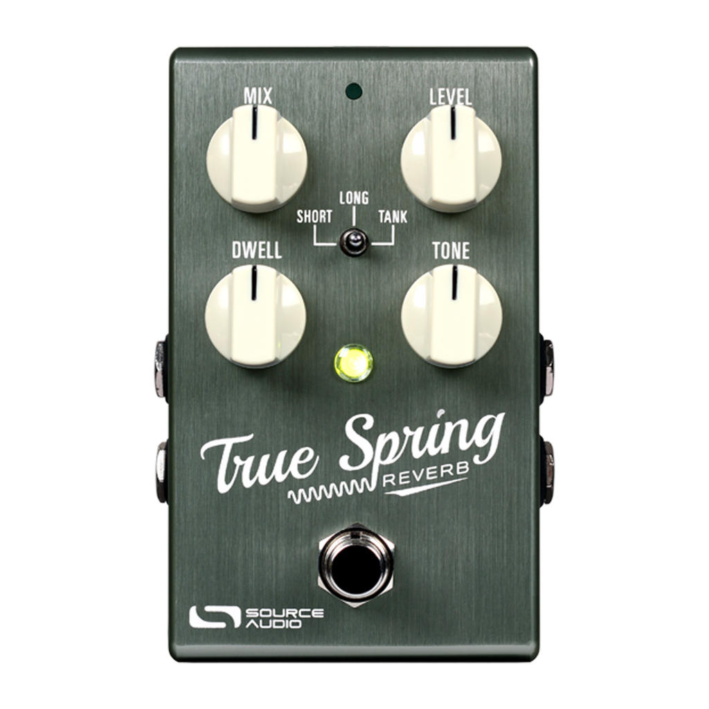 Echoinox Source Audio True Spring Reverb