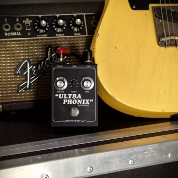 Vertex Effects Ultraphonix Dumble Overdrive Special Echoinox