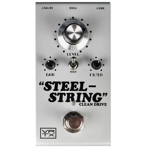 Vertex Steel String Mk 2 Mini Echoinox