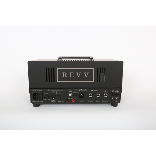 Revv Amplifications D20 Lunchbox Amplifier Cabinet Head