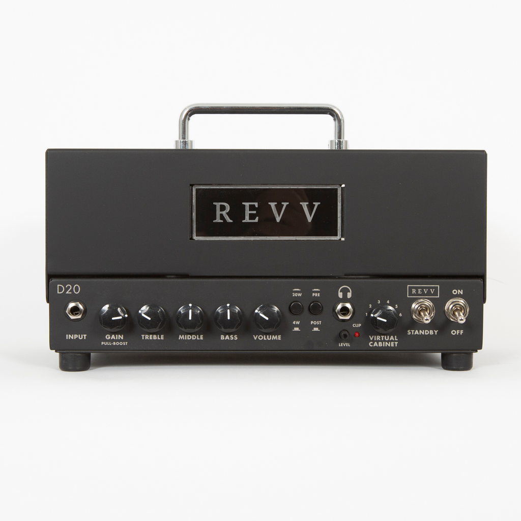 Revv D20 Lunchbox Amplifier