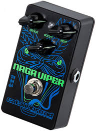Catalinbread Naga Viper Treble Booster Dallas Rangemaster Echoinox