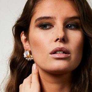 PENELOPE GOLD EARRINGS