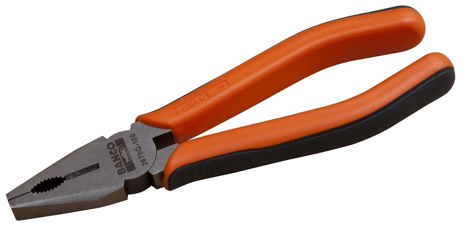Bahco Combination Pliers 180mm