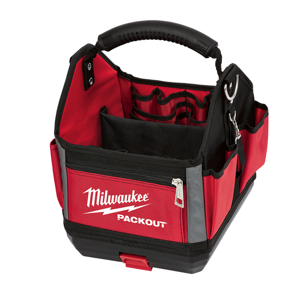 "Milwaukee PACKOUT 254mm (10"") Jobsite Storage Tote 48228310"
