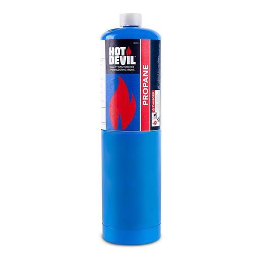 Hot Devil HDPRO 400g Propane Gas Cylinder HDPRO - United Tools Townsville