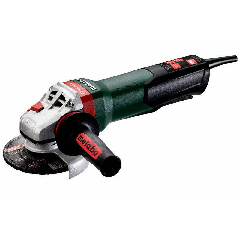 Metabo WPB 12-125 QUICK 125mm Angle Grinder (600428190) - United Tools Townsville