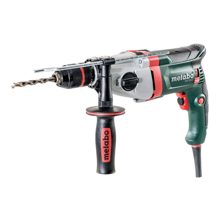 Metabo 850W Impact Drill SBE 850-2 600782530 - United Tools Townsville
