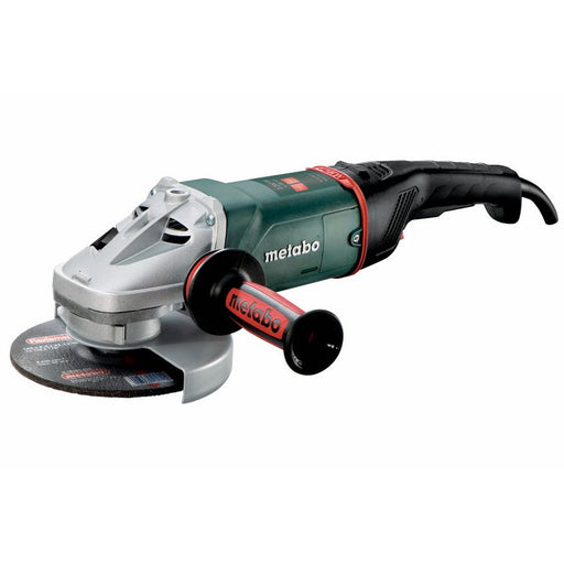 METABO 2200W 180mm ANGLE GRINDER W 22-180 MVT (606461190) - United Tools Townsville