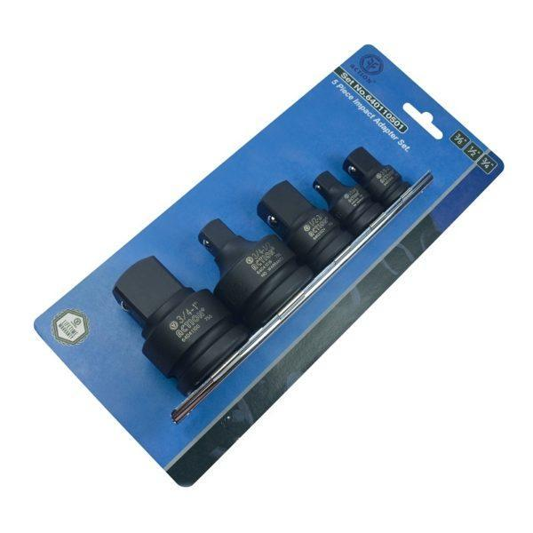 Action Impact Adaptor Set 5 Piece Rail  640110501