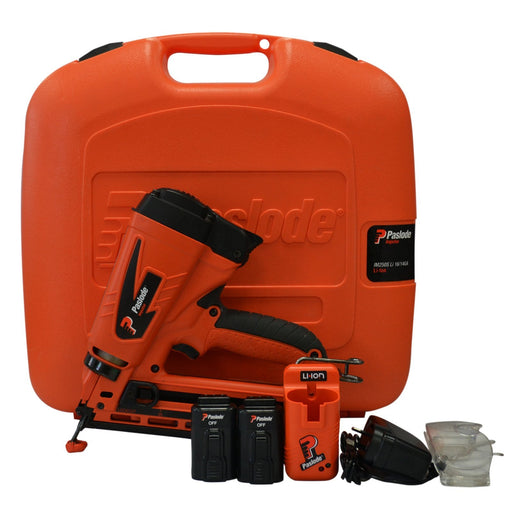Paslode Lithium-Ion Cordless Impulse TrimMaster Nail Gun B20721