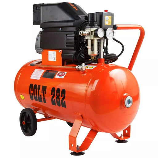 Colt 2.5hp Air Compressor 50L Direct Drive COLT282