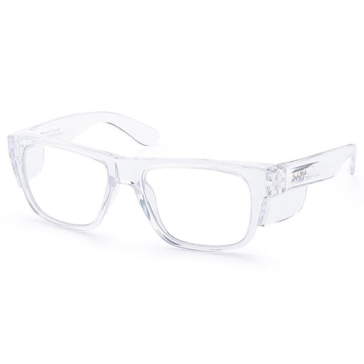 Safestyle 'Fusions' Clear Frame/Clear UV400 Lens