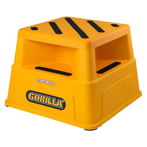 Gorilla 150kg Industrial Safety Step
