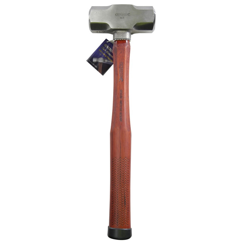 Kincrome 1.8kg/4lb 450mm Club Hammer Hickory Long K090012