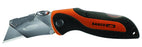 Bahco Sports Lockback Utility Knife KBSU-01
