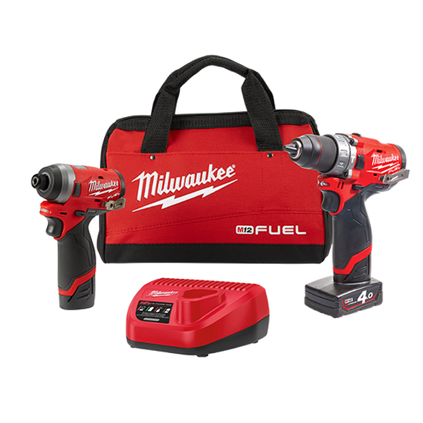 Milwaukee M12 Fuel Power Pack 2A M12FPP2A-421B