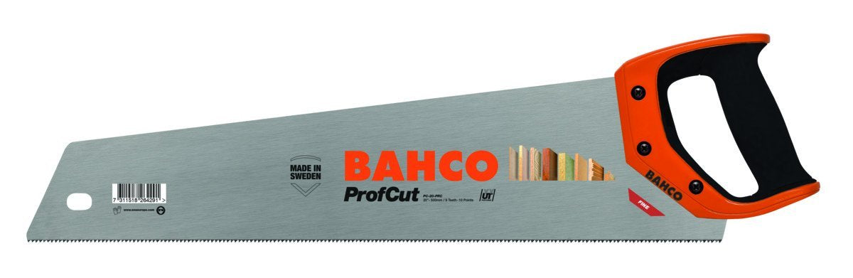 Bahco Precision Cut Handsaw PC-20-PRC
