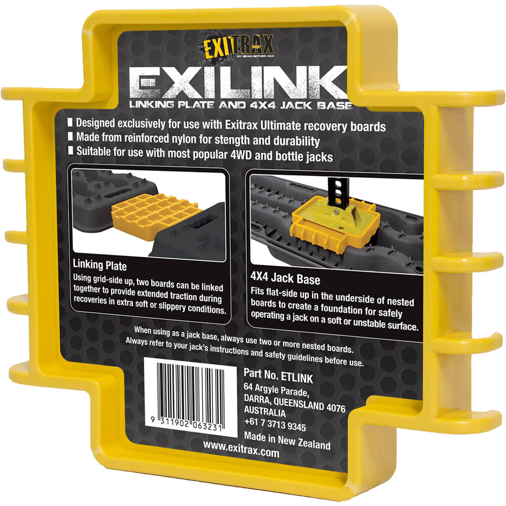 Exilink - Exitrax Recovery Tracks - Link & Base