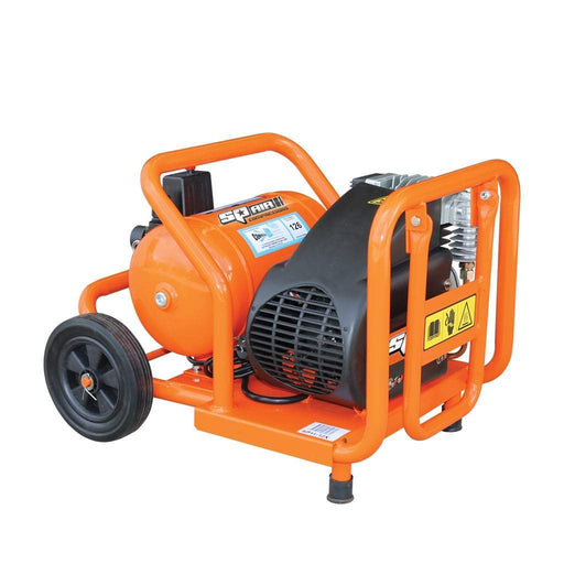 SP AIR COMPRESSOR - TRADE DUTY PORTABLE UTE PACK - 2.HP SP11-12X