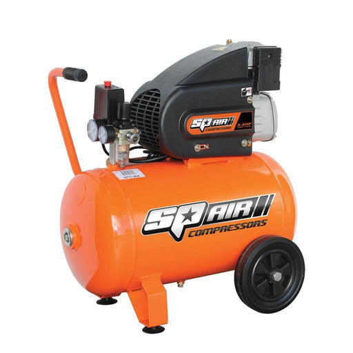 SP AIR COMPRESSOR - PORTABLE TRADITIONAL STYLE - 2.HP SP11-40X