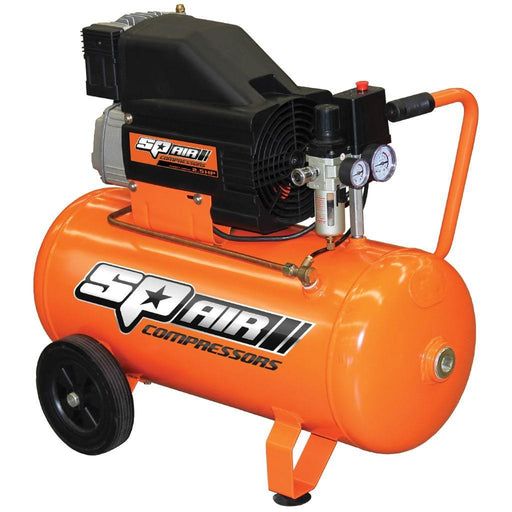 SP AIR COMPRESSOR - PORTABLE - 2.5HP SP12-50X