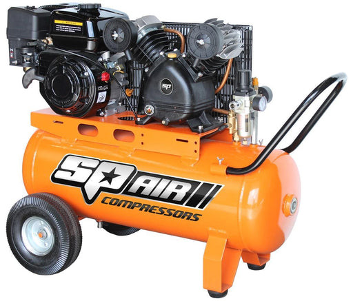 SP AIR COMPRESSOR - PETROL DRIVEN - 6.5HP SP17P