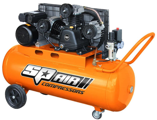 SP AIR COMPRESSOR - TRIPLE CAST IRON PORTABLE - 3HP SP1800
