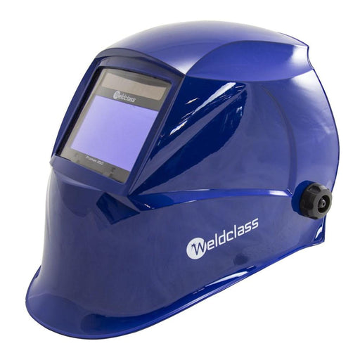 Weldclass Promax 350 Blue Auto Welding Helmet WC-05313