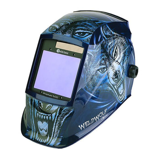 Weldclass Promax 500 Weld Wolf Wide View Auto Welding Helmet WC-05317