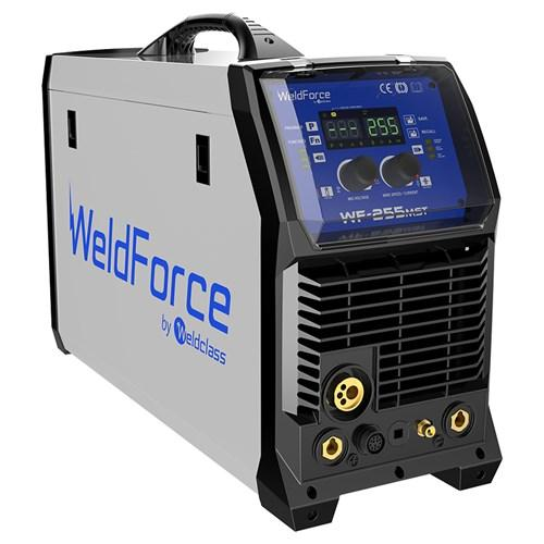 WeldForce 250 Amp MIG Stick & TIG Welder WF-255MST