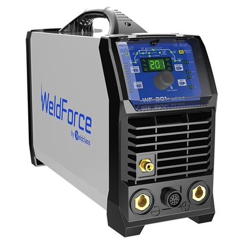 WeldForce 200 Amp AC/DC TIG & Arc Welder WF-201T