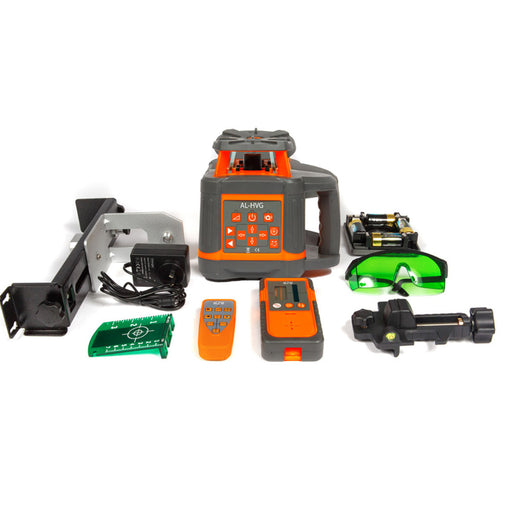 aline Green Beam Dual Slope Rotary Laser Level AL-HVG