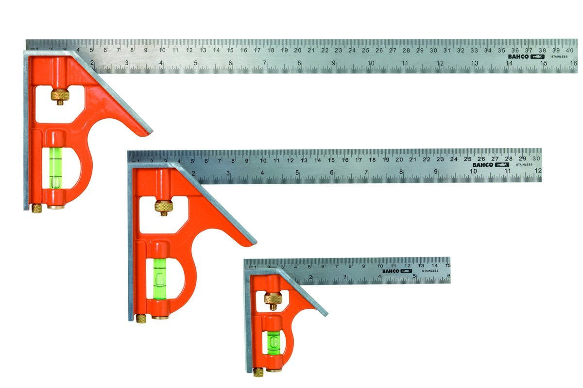 Bahco 150mm Combination Square CS150