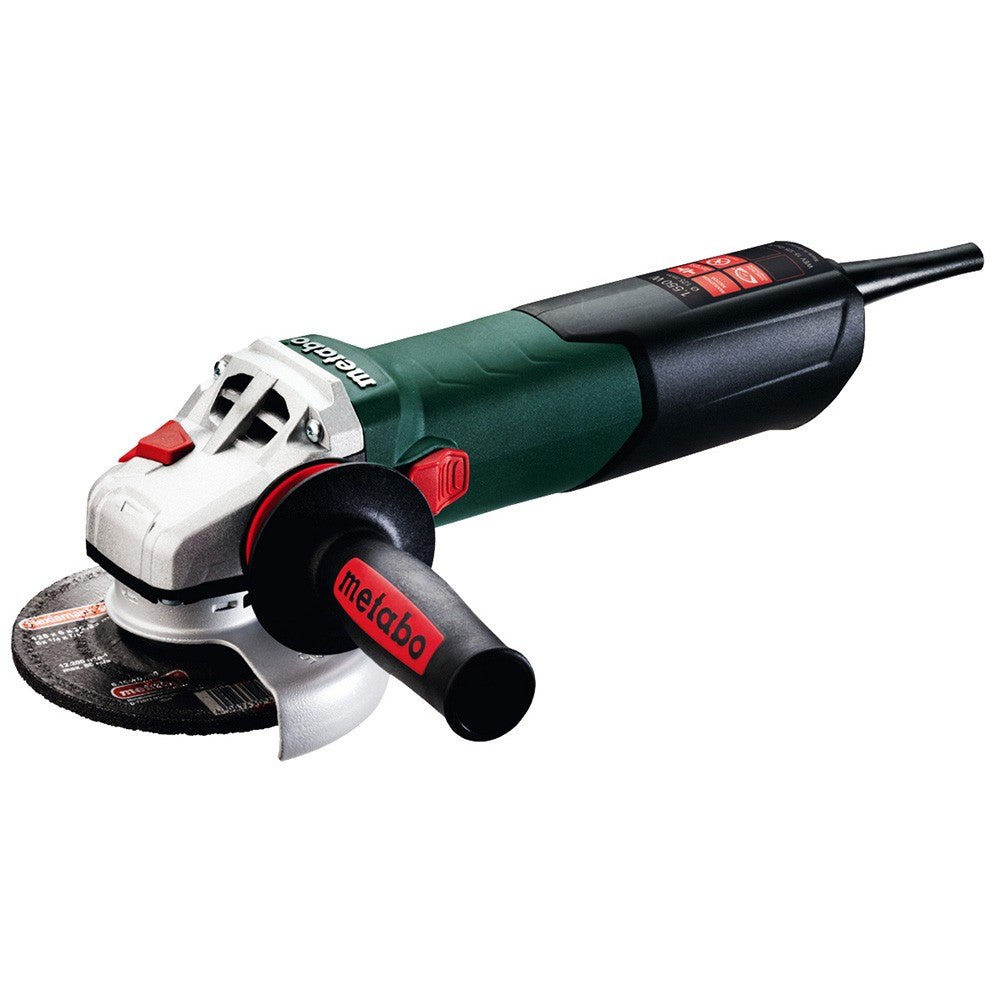 Metabo 1550W Variable Speed Angle Grinder 125mm WEV 15-125 Q 600468190