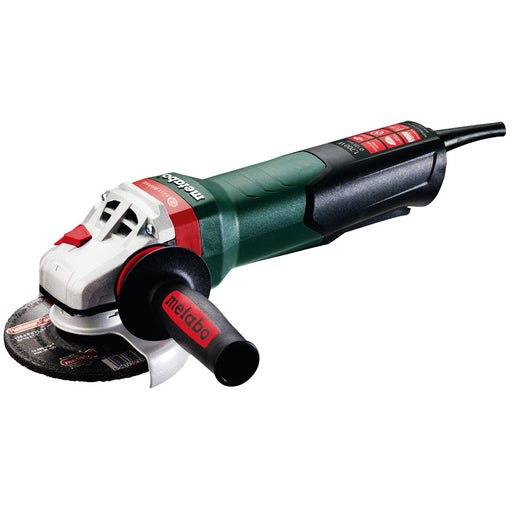 Metabo 1700w Paddle Grinder 125mm Deadman WEPBA 17-125 Q 600548190 - United Tools Townsville