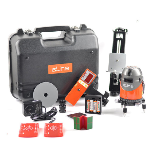 aLine Full 360° Laser Level Kit ML360